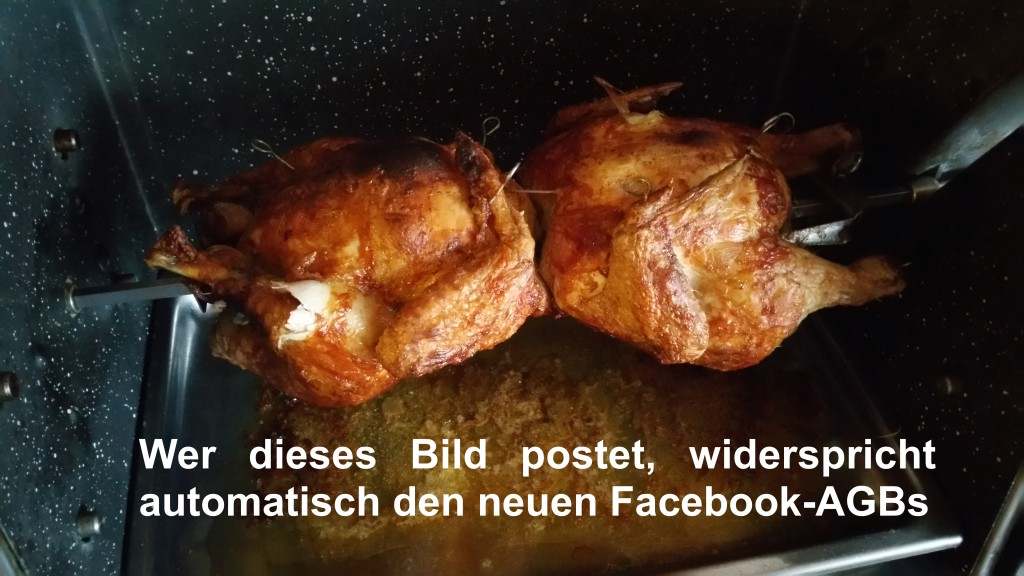 Facebook AGBs