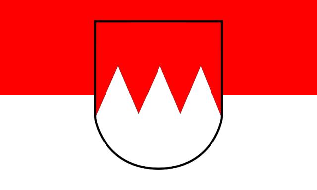 Franken Flagge